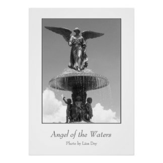 'Angel of the Waters' Poster