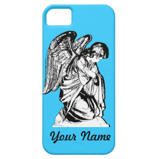 Angel on any color iPhone 5 cover