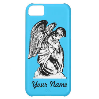 Angel on any color iPhone 5C case