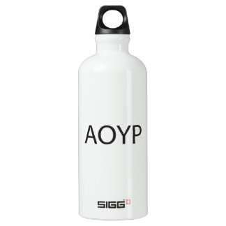 Angel on your pillow.ai SIGG traveller 0.6L water bottle