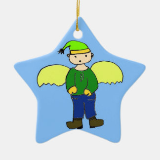 Angel Ornament (HARK!)