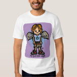 angel outfit. t shirt