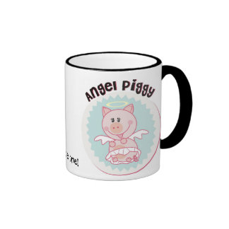Angel_Piggy Today I m inspired to be the one Coffee Mugs