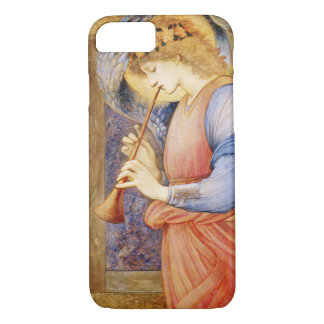 Angel Playing a Flageolet - Edward Burne-Jones iPhone 7 Case