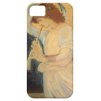 Angel Playing Flageolet By Burne Jones iPhone 5 Cases