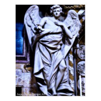 Angel Postacard Post Card