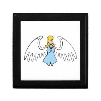 ANGEL PRAYING JEWELRY BOXES
