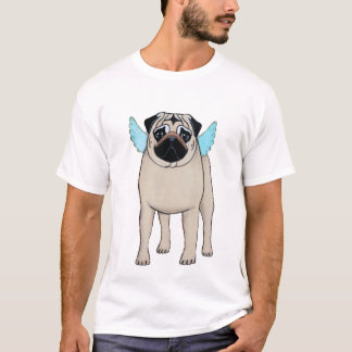 Angel Pug T-shirt