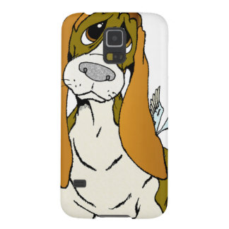 Angel Puppy Case For Galaxy S5
