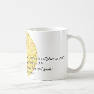 ANGEL quote inspirational Saint Thomas Aquinas Coffee Mug