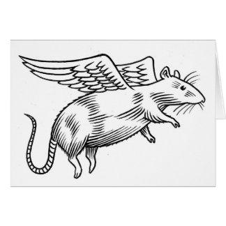 Angel rat card