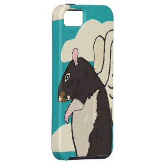 Angel Rat I phone case