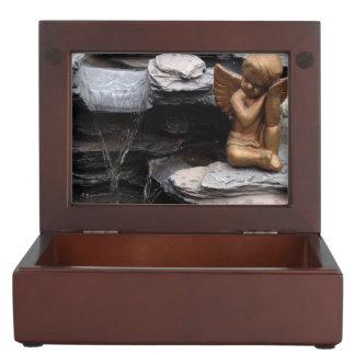 Angel sake box