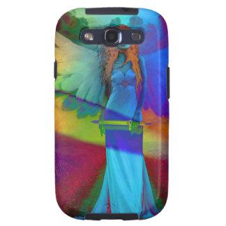 Angel Samsung Galaxy S3 Cases