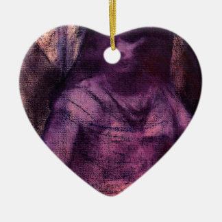 Angel sc (6) ceramic heart decoration
