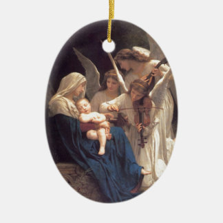 Angel Serenade Christmas Ornament