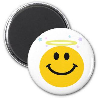 Angel Smiley Magnet