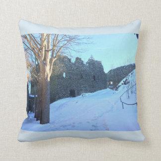 Angel Snow Cushion