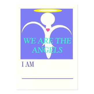 ANGEL SPEAK BUSINESS CARDS