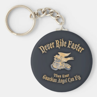Angel Speed Key Ring