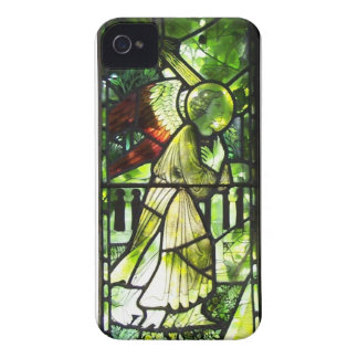 Angel Stained Glass iPhone 4 Case