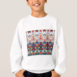 Angel Stained Glass Sweatshirt