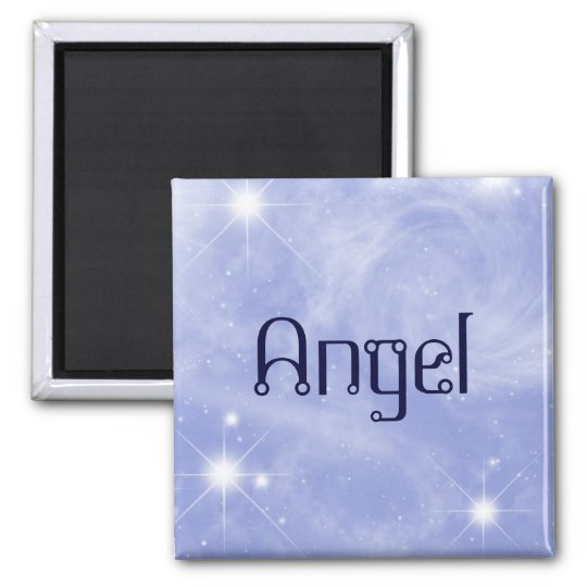 Angel Starry Magnet