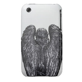 Angel statue, close-up Case-Mate iPhone 3 cases