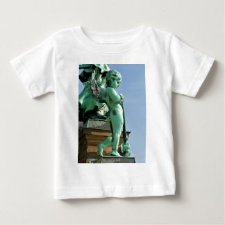Angel statue in Berlin, Germany Baby T-Shirt