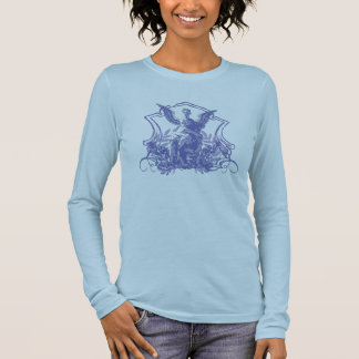 Angel Statue Long Sleeve T-Shirt