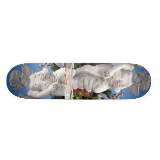 Angel Statue Skate Board
