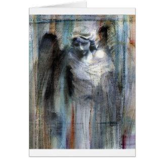 Angel study 11 card