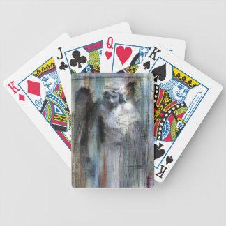 Angel study 11 poker deck