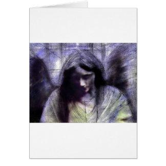 Angel study 19 second version card