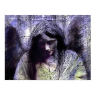 Angel study 19 second version postcard