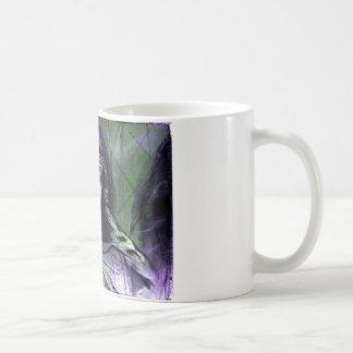 Angel study 7b basic white mug
