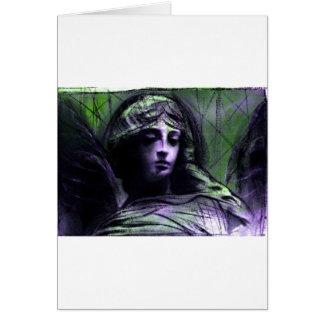 Angel study 7b card