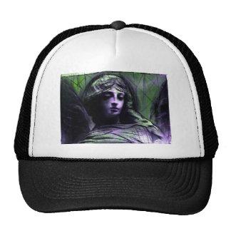 Angel study 7b mesh hats