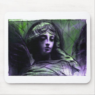 Angel study 7b mouse mat