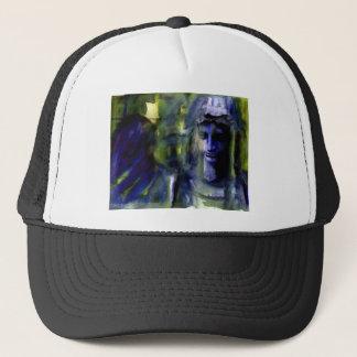 angel study f2. trucker hat