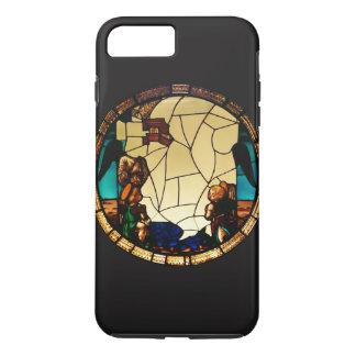 Angel through the glass iPhone 8 plus/7 plus case