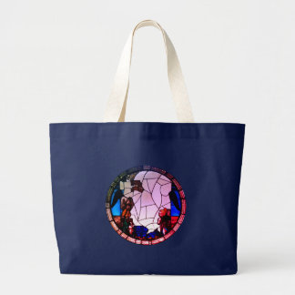 Angel through The Glass Tote Bag