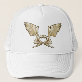 Angel-Twins Trucker Hat