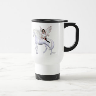 Angel Unicorn Beauties 7 Travel Mug