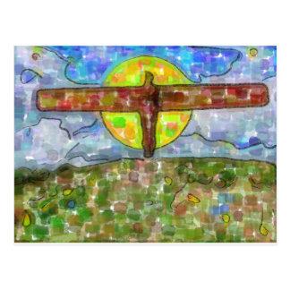 angel (watercolour) postcard