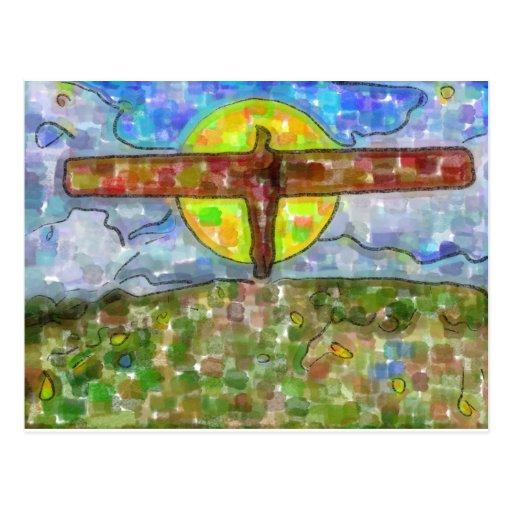 angel (watercolour) postcards