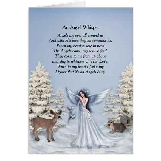 Angel Whisper Greeting Cards