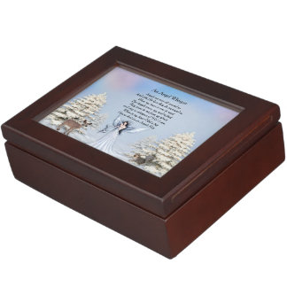 Angel Whisper Jewelry Box