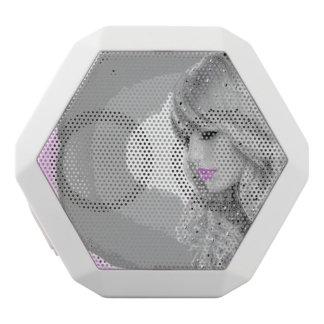 Angel White Bluetooth Speaker