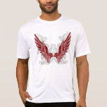 Angel Wings #3a T-shirts